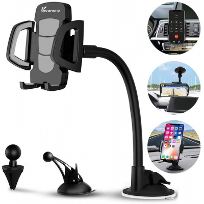 3-in-1 Car Phone Mount